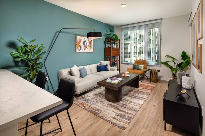 Homey place just for you   1 BR in LA